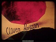 16mm Film: Cloven Horizon 1965 Rathod 9m 56s Color/Sound w/VIDEO Eval