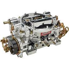Blemished Edelbrock 14064 Performer Endurashine 600 CFM Carb