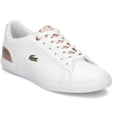 8dbb69fe8698 lacoste lerond 318 3 leather trainers kids girls womens