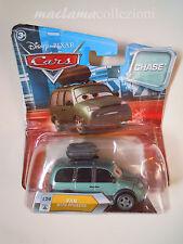 CARS Disney pixar VAN WITH STICKERS raro offerta difetto mattel 1:55 maclama