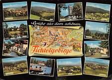 Fichtelgebirge multiviews Karches Fichtelsee Vordorf Karches Ochsenkopf