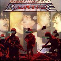 PAUL DI'ANNO´S BATTLEZONE - Fighting Back CD