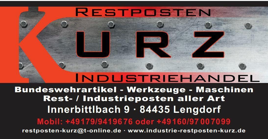 Restposten und Industriehandel Kurz