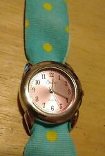 Vintage Swap ladies watch, running with new battery NR A