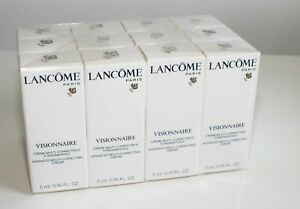 Lancome Paris Visionnaire Advanced Multi-correcting Cream 50ml 10 X 5ml Boxed
