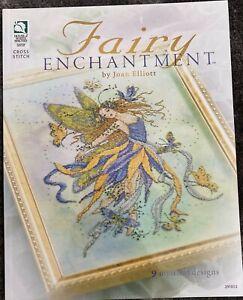 📗 Cross Stitch Book - Fairy Enchantment