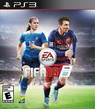 NEW FIFA 16 (Sony PlayStation 3, 2015)