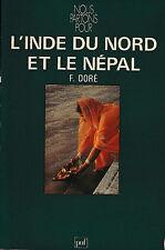 Nous Partons Pour L'Inde Du Nord & Le Népal Guide Édition Presse Universitaire F