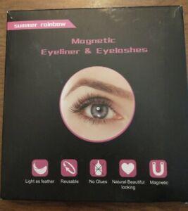 Magnetic Eyelashes with Eyeliner Kit