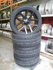 "22"" Dodge Ram 1500 SRT10 Style Matte Black Wheels and 305-40-22 Nexen Tires 2223"