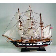 HMS Beagle Starter Wooden Model Ship Kit with Pre-Formed Hull