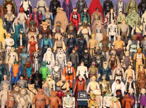 Vintage Kenner Star Wars figures 1977-1985 *You Pick*