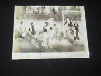 LE HAVRE PSG PARIS SG 2-6 1974 COUPE DE FRANCE Photo presse football AFP maillot