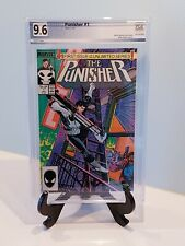 The Punisher #1 (1987) PGX 9.6 NM+ Unlimited Series Marvel Like CGC