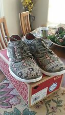 vans shoes moroccan geo skate new in box mens 11.5