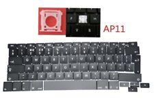 """MacBook Pro Retina Air 13"""" et 15"""" kit 79 touches clavier AP11 qwerty UK"""
