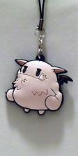 Final Fantasy 7 VII FF7 FFVII Rubber Phone Strap Square Cait Sith Moogle Bonus