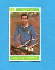 CAMPIONI dello SPORT 1967/68-Figurina n.525- GARDINI -TENNIS-Recuperata