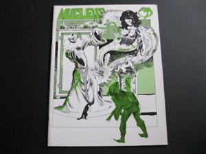 NUCLEUS Magazine - Issue #9 - 1974 - Mark Wheatley - Fanzine