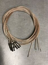 Triax Bare Cable Trumpeter Connector PL75-47 0033 For Keithley SMU 236, 237, 238