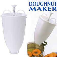 Doughnut Maker Donut Dough Machine Manual Dispenser DIY Kitchen Baking Pastry