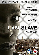 I Am Slave (DVD) (NEW AND SEALED)