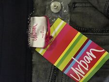 Urban jeans size 10 elastic cuff New With Tags