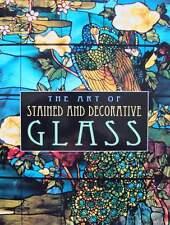 LIVRE/BOOK : ART VITRAUX (vitrail,verre coloré,stained glass,église,cathédrale)