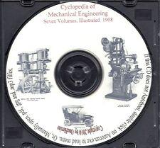 Cyclopedia of Mechanical Engineering - 7 Volumes