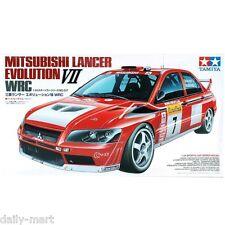 Tamiya 1/24 24257 Mitsubishi Lancer Evolution VII WRC Model Kit