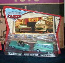 Disney Pixar The World Of Cars Movie Moments 2 Pack Rusty & Dusty Rust - Eze