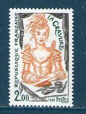 TIMBRE 2315 NEUF XX LUXE - LA GRAVURE - METIER D'ART