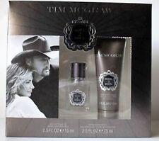 Tim McGraw Soul 2 Soul Gift Set: EDT; Hair & Body Wash (2 Pack) + Makeup Sponge