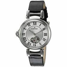 EDOX 85025 3C ARN Women's LaPassion Silver Automatic Watch