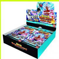 Super Dragonball Heroes Ultimate Booster Pack Box Japan Bandai Card