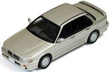 MITSUBISHI GALANT VR-4 1987 PEARL SILVER IXO CLC229 1/43 ARGENTE RHD RIGHT HAND