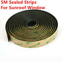 3M Stick Rubber Sealed Strip Car Front Rear Windshield Sunroof Triangular Window