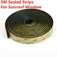 3M Stick Rubber Sealed Strip Car Front Rear Windshield Sunroof Triangular Window
