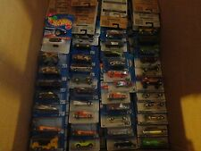(500) Hot Wheels Blue Cards To Present Free Shipping in the USA