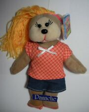 """SKANSEN BEANIE KID  """"AVA THE  BEAR""""  NEW WITH MINT TAG    APRIL- 2012   RELEASE"""