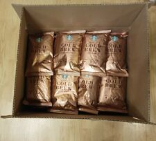 Case Lot 56 Bags Of Starbucks Cold Brew Coffee 112 Pitcher Filters 03/23/2020