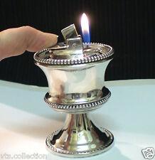 Briquet ancien * RONSON Graal * Vintage Desk Gas Lighter Feuerzeug Accendino