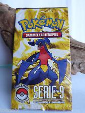 Pokemon series 9 tradingcard Pokemon Go Booster © Nintendo Game Freak alemán TCG