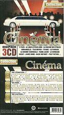 LES TUBES DU CINEMA ( 3 CD )/ TITANIC, ROCKY, LE PASSAGE, JAMES BOND, PULP FICTI