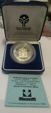 $10 State Proof Coin State Series 1985 Victoria