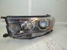 14 15 16 TOYOTA HIGHLANDER LEFT LH DRIVER SIDE HEADLIGHT OEM