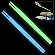 5A Noctilucent Drum Stick Glow in The Dark Stage Performing Luminous Drumsticks
