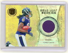 2011 PANINI GOLD LEAF TORREY SMITH ROOKIE JERSEY CARD #18 157/299 NM-MINT (477)
