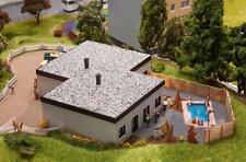Faller HO 130199 Maison de plain-pied de toit plat Neuf