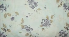 Fabric Yardage Apparel Opaque Poly Crepe Chiffon Water Color Floral